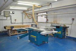 Hire Woodwork Machinery Space in London
